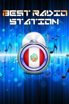 Radio Peru poster