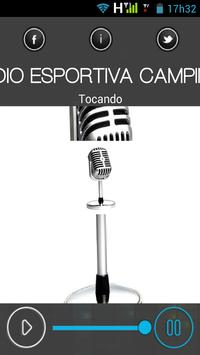 radioesportivacampinas poster