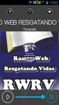 radiowebresgatandovidas apk screenshot