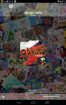 RAKUEN RADIO apk screenshot