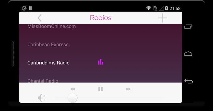Caribbean RADIO screenshot 5