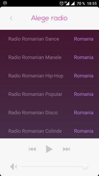 Radio Romanian apk screenshot