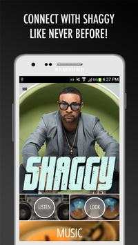Shaggy poster