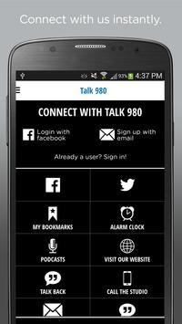 Talk 980 – KMBZ-AM apk screenshot