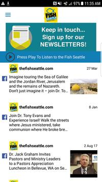 THE FISH Seattle poster