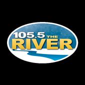 105.5 The River icon