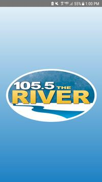 105.5 The River poster