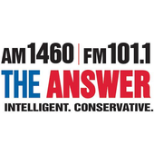 AM1460 & FM101.1 The Answer icon