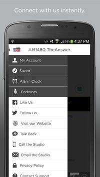 AM1460 & FM101.1 The Answer apk screenshot