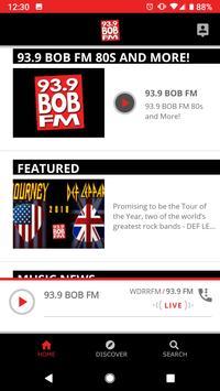93.9 Bob FM screenshot 1