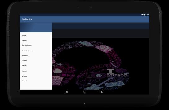 TechnoFm screenshot 1