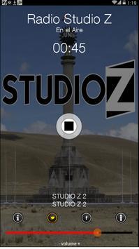 Radio Studio Z screenshot 1