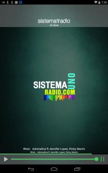 SISTEMA1RADIO screenshot 1