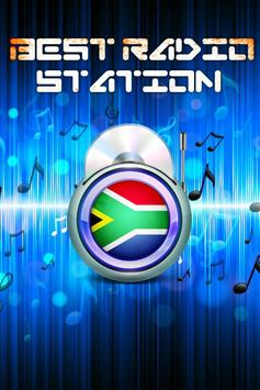 Radio South Africa poster