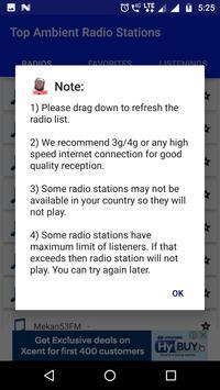 Top Ambient Radio Stations screenshot 8