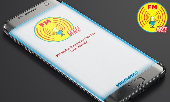 FM Radio Transmitter for Car - Free Version poster
