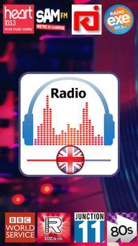 Radio UK poster