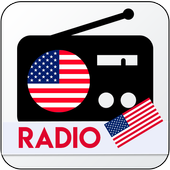 Radio USA FM - Radio USA Online Free icon
