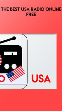 Radio USA FM - Radio USA Online Free screenshot 3