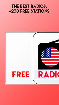 Radio USA FM - Radio USA Online Free screenshot 2