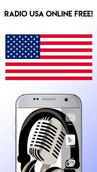Radio USA FM - Radio USA Online Free screenshot 5