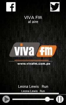VIVAFM apk screenshot