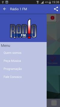 Rádio 1 FM poster