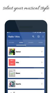 Radio 1Xtra App Station London UK screenshot 2