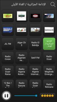 Radio Algeria apk screenshot