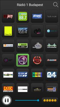 Radio Hungary apk screenshot