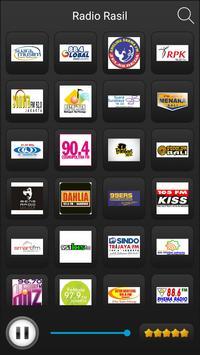Radio Indonesia apk screenshot