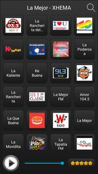 Radio Mexico screenshot 2