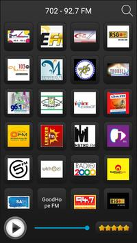 Radio South Africa apk screenshot