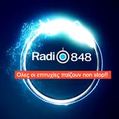 Radio 848 icon