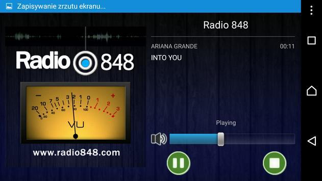 Radio 848 apk screenshot