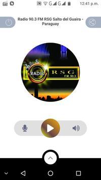 Radio 90.3 FM RSG poster