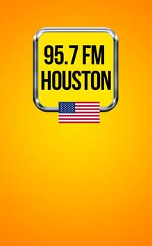 95.7 Radio Station Houston free radio player screenshot 1