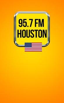 95.7 Radio Station Houston free radio player screenshot 2