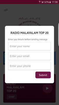 5 Schermata Radio Malayalam