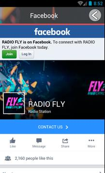Radio Fly screenshot 1
