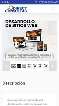 Direct Consultas screenshot 5