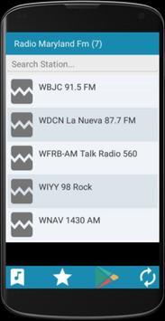 Radio Maryland FM poster