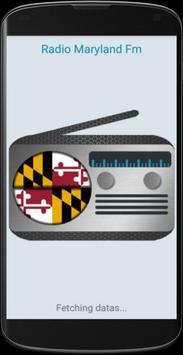 Radio Maryland FM apk screenshot