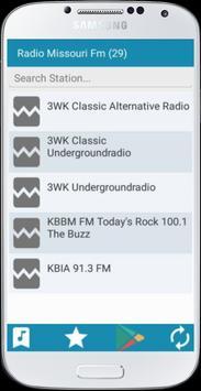 Radio Missouri FM apk screenshot