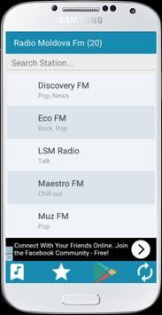 Radio Moldova FM poster