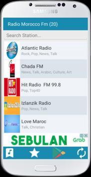 Radio Morocco FM poster