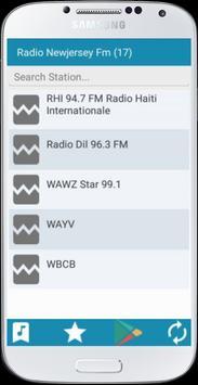 Radio New Jersey FM poster