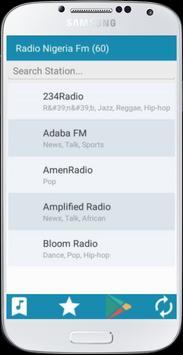 Radio Nigeria FM apk screenshot