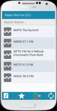 Radio Ohio FM apk screenshot