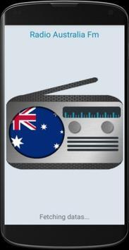 Radio Australia FM poster